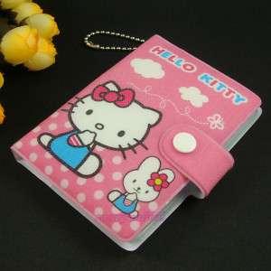 Hello Kitty Bank Credit Card Holder Bag Case CBktY
