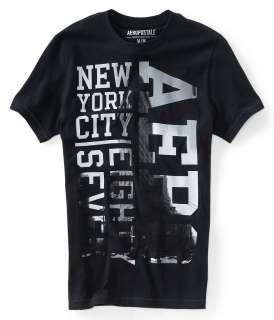 Aeropostale mens New York City graphic tee t shirt   Style 3895