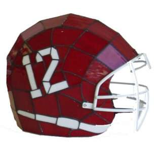 Alabama Crimson Tide Bama Helmet Light Desk Lamp