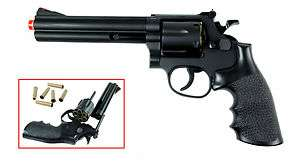 TSD Sports UHC 6inch 357 Magnum Airsoft Revolver 934b Hand gun