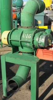 30hp Roots Type Blower Bulk Material Handling High Pres