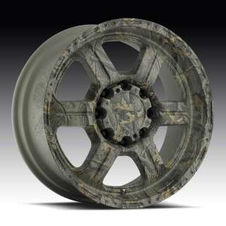 Vision Wheel Off Road   326 RealTree Hardwoods Camo