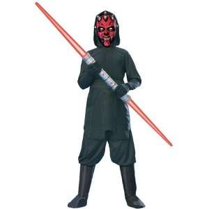 Darth Maul Star Wars Child Costume Small