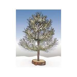 Christmas Village Collection 6 White Pine Tree #74173