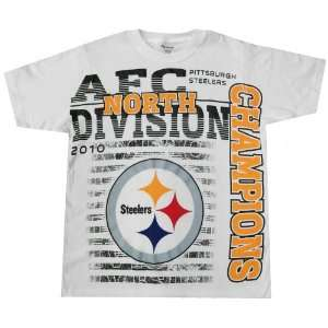 Pittsburgh Steelers 2010 AFC North Division Champions