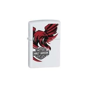 Harley Davidson Red Eagle