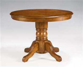 Home Styles Dining Table Cottage Oak Finsih   5179 30