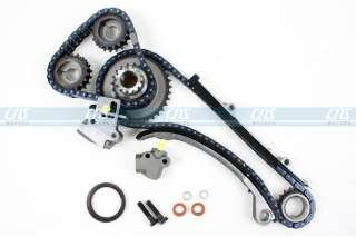 91 99 NISSAN 240SX 2.4 DOHC 16V TIMING CHAIN KIT KA24DE
