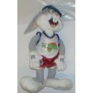 Looney Tunes Space Jam Bugs Bunny 8 Bean Bag Plush Toys & Games