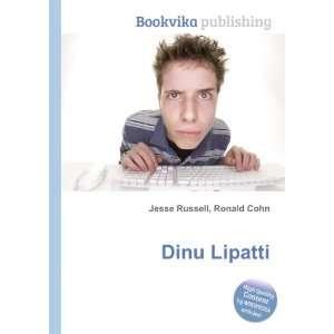 Dinu Lipatti: Ronald Cohn Jesse Russell: Books