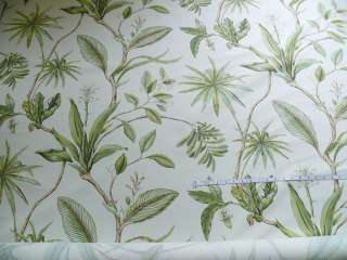THIBAUT SONORA TROPICAL LARGE TREE GREEN WHITE 8Y