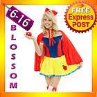 886 Princess Snow White Fairy Tales Disney Fancy Dress Up Costume