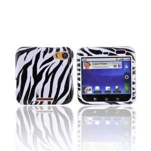 ZEBRA For Motorola Flip Out Hard Case Cover Cell Phones & Accessories