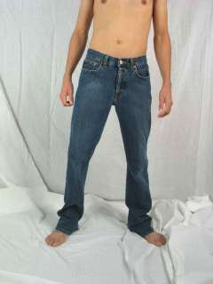 Gene Montesano Lucky Brand Dungarees American Classic Button Fly Jeans