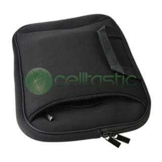 Black Carry Soft Bag Case for Acer Iconia Tab A500/A501