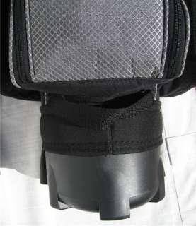 Gold A99 Travel mate Hybrid Golf Bag hard case wheels