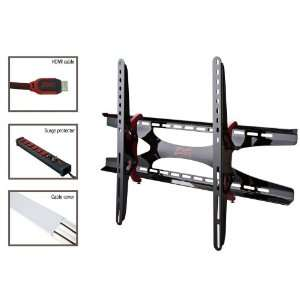 FLAT PANEL MOUNT IS ALL INCLUSIVE KIT WHICH INCLUDES O Electronics
