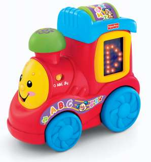 New Toy Fisher Price Laugh & Learn ABC Train 6 12 Month |
