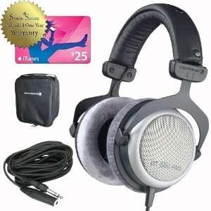 Beyerdynamic DT 880 PRO Studio Headphones $25 iTunes Card