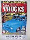 Classic Trucks Magazine July 1996 Kenny Acheson, 39 Divco Milk Truck