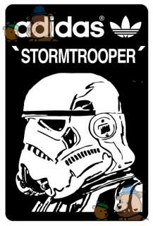 adidas Star Wars Poster stormtrooper Ver2 (54cm x 78cm)