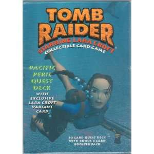 Tomb Raider, Collectible card game, Pacific Peril Quest