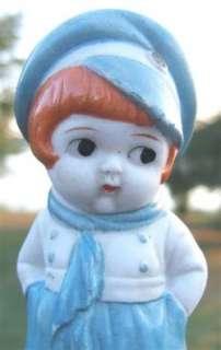 DUTCH BOY Porcelain Figurine 1933 CHICAGO WORLDS FAIR A Century of