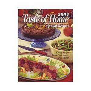 2004 Taste of Home Annual Recipes Jean Steiner Books
