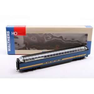 Walthers HO Scale VIA Rail Canada Pullman Standard Super