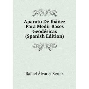 Aparato De Ibáñez Para Medir Bases Geodésicas