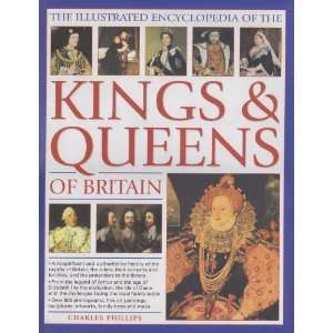 Encyclopedia of the Kings & Queens of Britain (9781844779833) Books