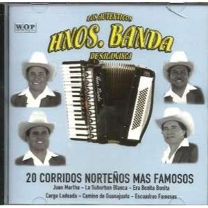 Banda 20 Corridos Nortenos Mas Famosos Hermanos Banda 20 Corridos