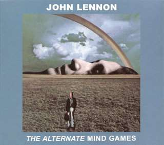 JOHN LENNON/BEATLES Alternate Mind Games CD out of print