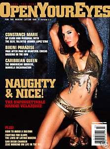 OYE Magazine #20 NADINE VELAZQUEZ, Constance Marie