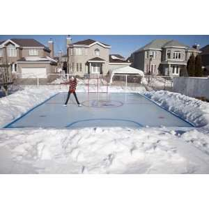Kids Fun Company AIR 2125 backyard ice skating rink Sports & Outdoors