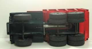 1960s~Original BUDDY L Hydraulic MACK DUMP TRUCK~BIG 21Vintage Steel