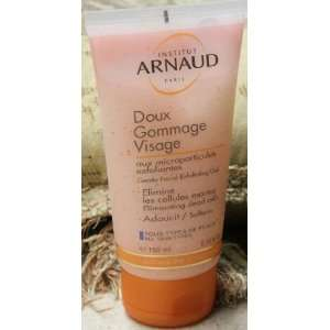 Institut Arnaud Gentle Facial Exfoliating Gel 5.10 Oz