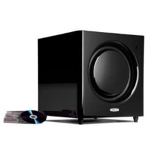 Polk Audio DSW microPRO 3000 Electronics