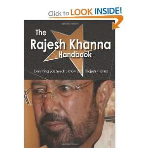 Everything you need to know about Rajesh Khanna (9781743040751) Books