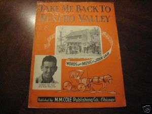 Take Me Back To Renfro Valley (1935) Rambling Red Foley