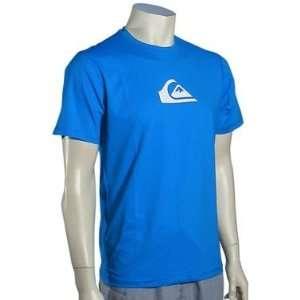 Quiksilver Perfecta SS Surf Shirt   Blue: Sports