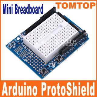 Prototype Shield ProtoShield W Mini Breadboard High Quality