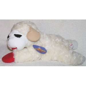 com 2001 Shari Lewis 14 Plush Lamb Chop Bean Bag Doll Toys & Games