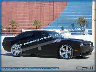 WHEELS RIMS TIRES PACKAGE FITS DODGE CHARGER MAGNUM CHALLENGER