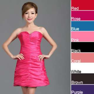Luxurious Upscale Customize Party Bridesmaid Dress FL11