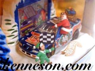 Holiday Hot Wheels Series IV No. 1 of 3 Santas Stocker