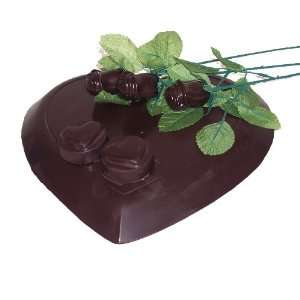 Sweet Heart Valentines Day Dark Chocolate Package  Grocery