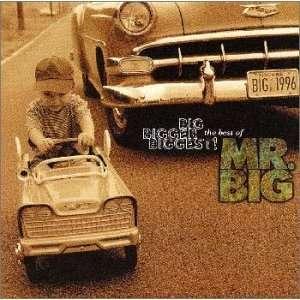 Big, Bigger, Biggest! The Best of Mr. Big: Mr. Big: Music