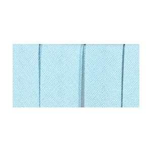 Wrights Single Fold Bias Tape 1/2 4 Yards Light Blue 117 200 052; 3