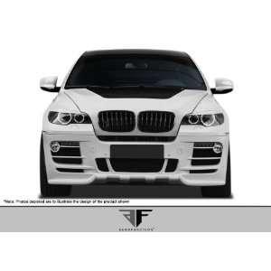 BMW X6 E71 AF 2 Front Bumper Cover   Duraflex Body Kits Automotive